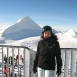 Olperer, Hintertux Gletscher