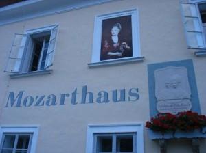 Mozarthaus, Mondsee